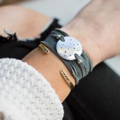 constellation wrap bracelet