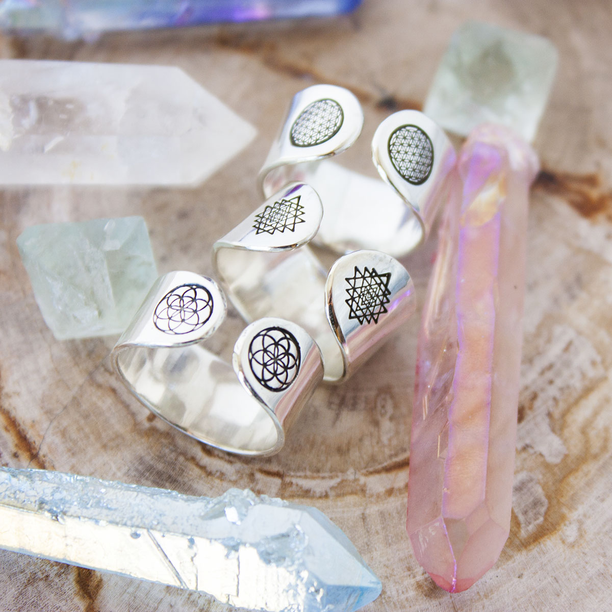 Strengthen your spiritual connections with sacred geometry check out the new sacred geometry pieces here biocorpaavc