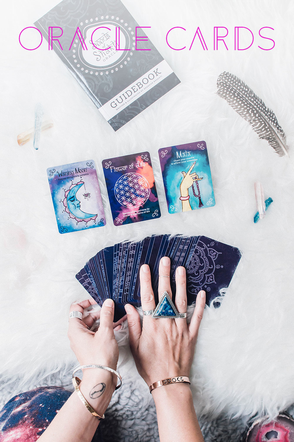 Tarot Vs Oracle What S The Difference And How To Choose Zenned Out
