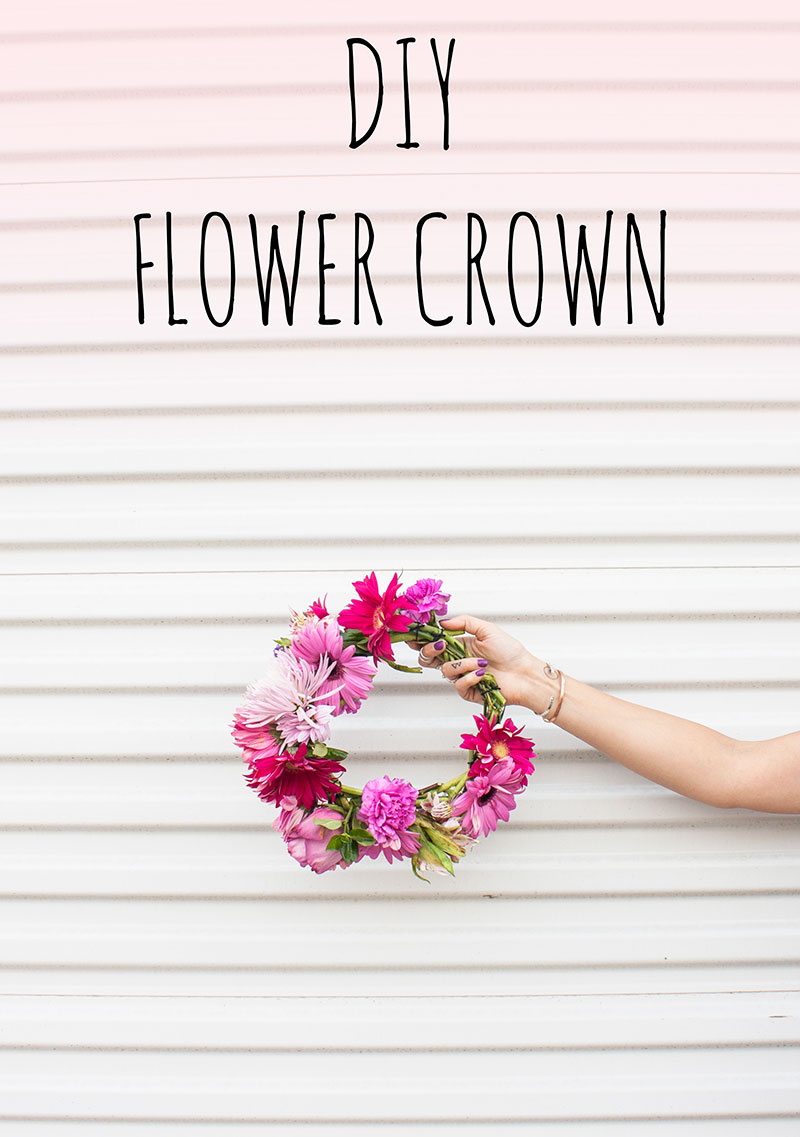 Create a flower crown for the goddess in you zenned out of course youre economical so it only makes sense for you and your besties to get together and bring your favorite bunch of flowers to share buycottarizona