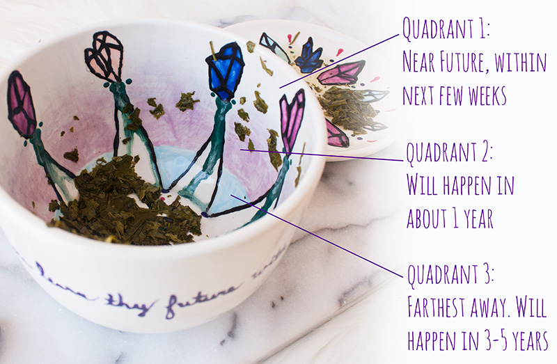 Tea Leaf Reading How To Do Your Own In 7 Steps Zenned Out