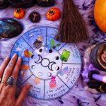 5 Samhain Rituals + Samhain Correspondences & Card Spread