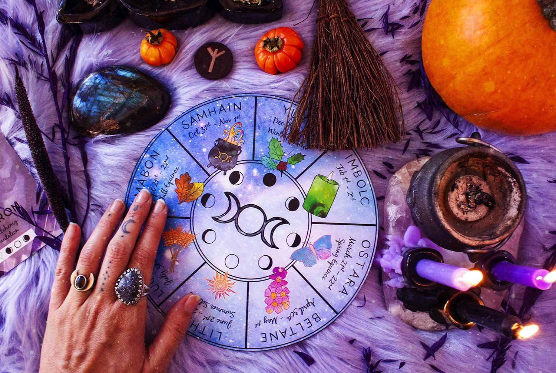 5 rituals for samhain samhain correspondences samhain card spread
