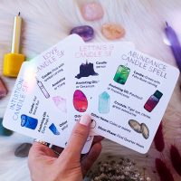 4 Candle Magick Spells + Free Printable