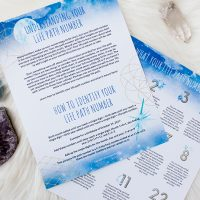 Numerology Basics // Determining Your Life Path Number + Free Guide