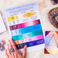 When's The Best Day For Your Ritual? // Days of The Week & Magick
