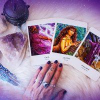 3 Goddesses to Call on for Samhain