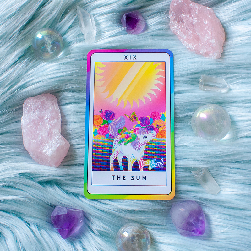 The-sun--how-to-find-your-tarot-birth-card