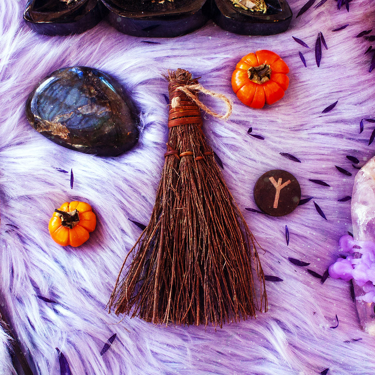 besom besom cleansing samhain samhain energy cleanse
