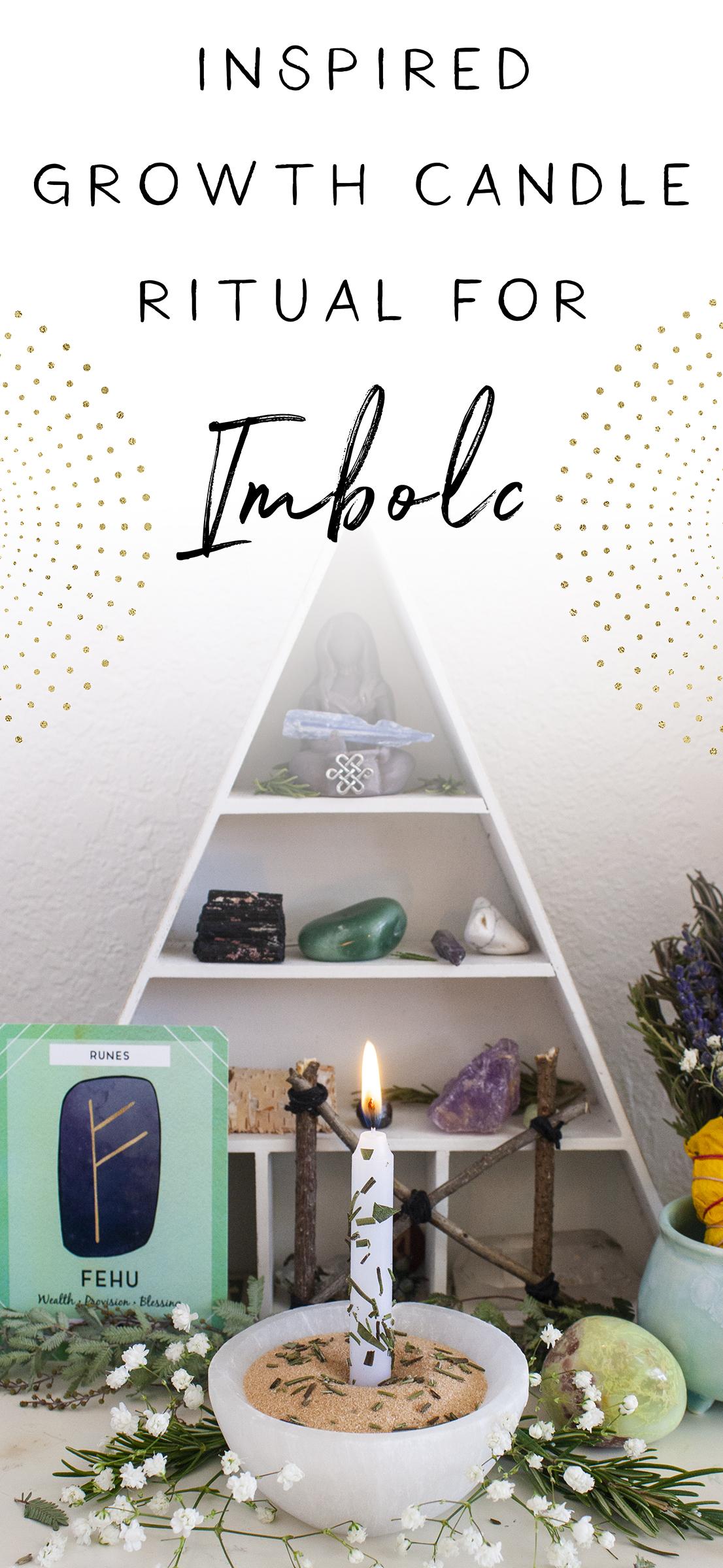 candle ritual for imbolc inspired candle magic imbolc ritual