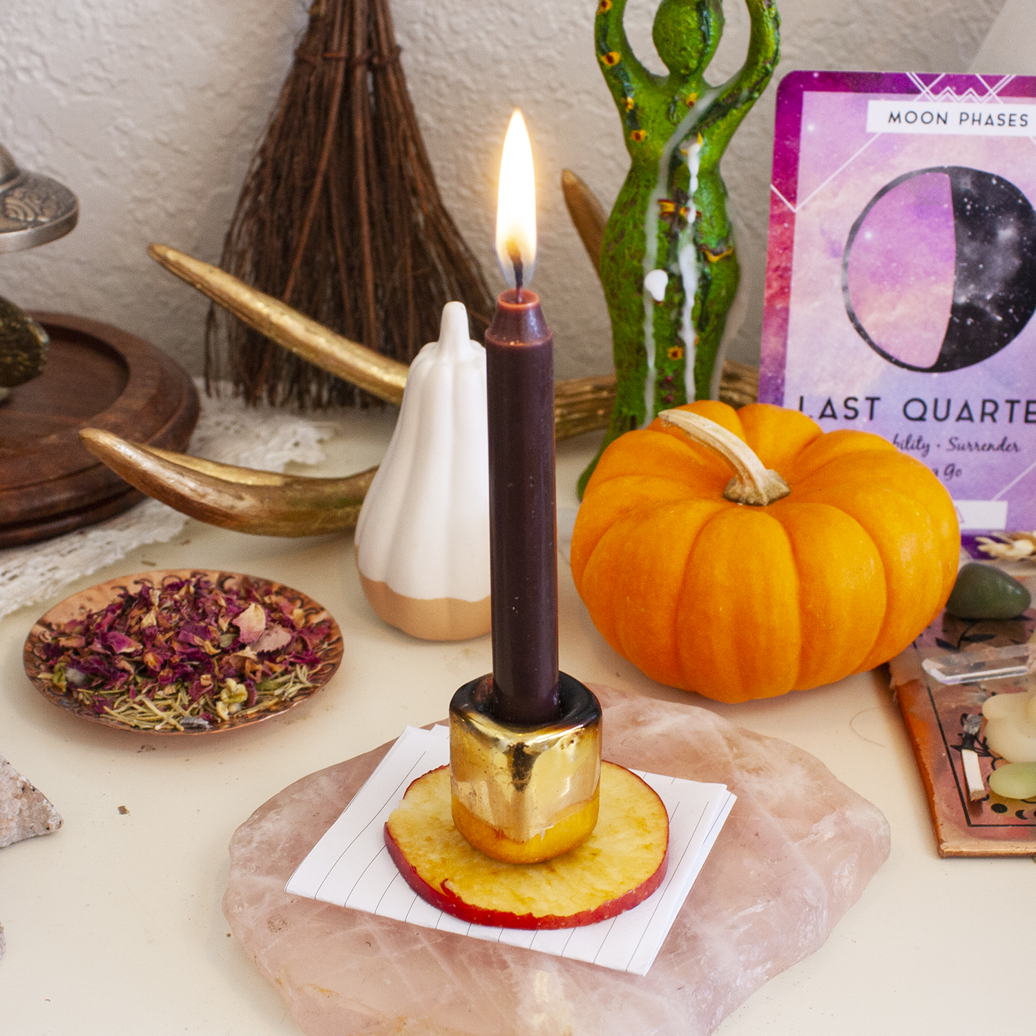candle spell for the fall equinox rituals for mabon mabon apple rituals