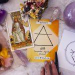 Card Spread & Sigil Ritual for Aquarius Season
