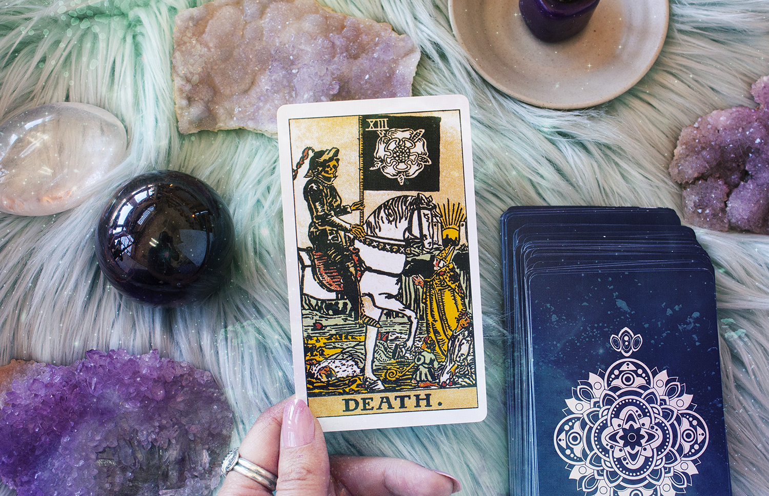 debunking tarot myths understanding the death card in tarot