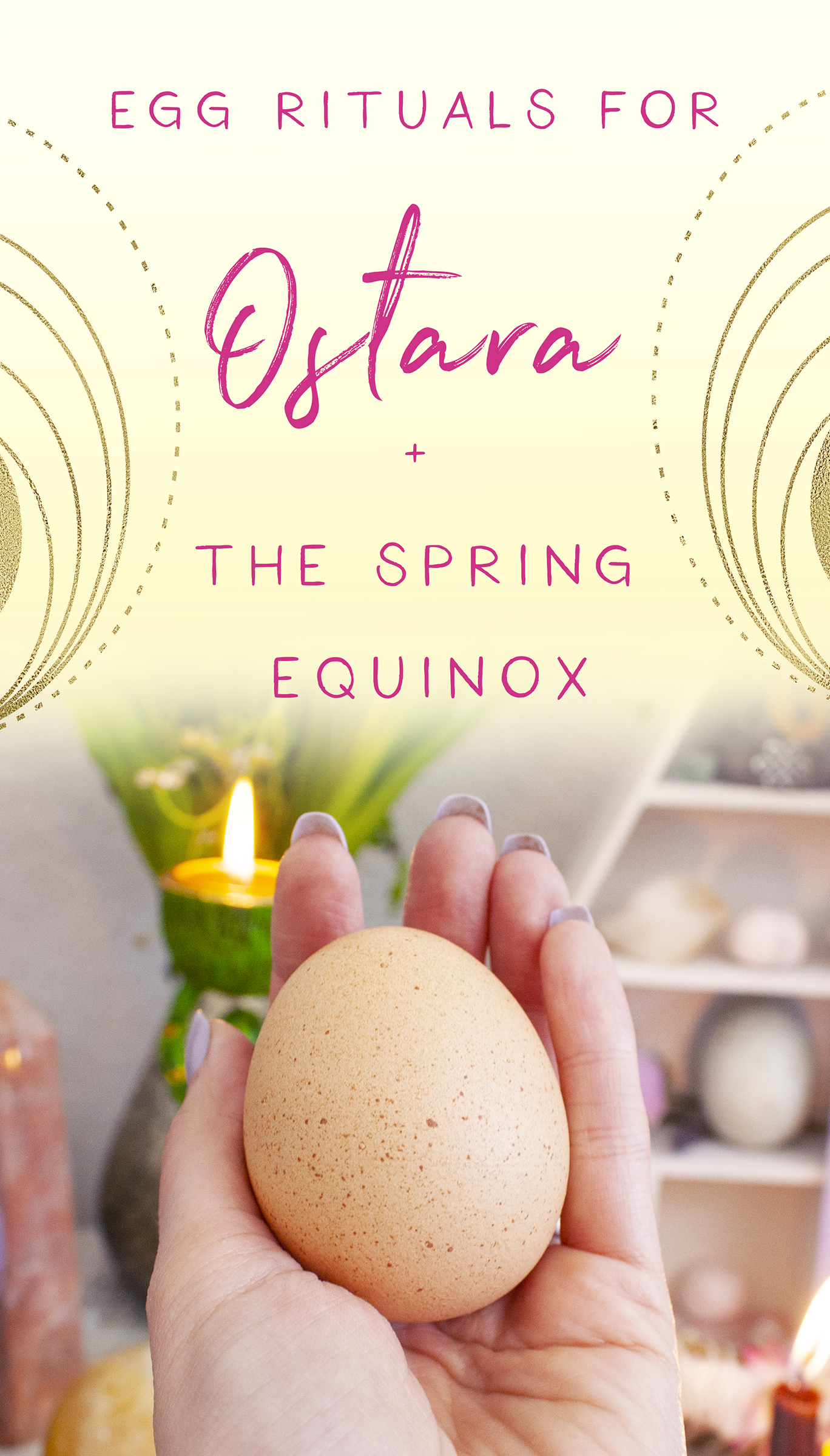 egg rituals for ostara and the spring equinox
