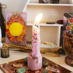 How to Dress a Candle for Spellwork