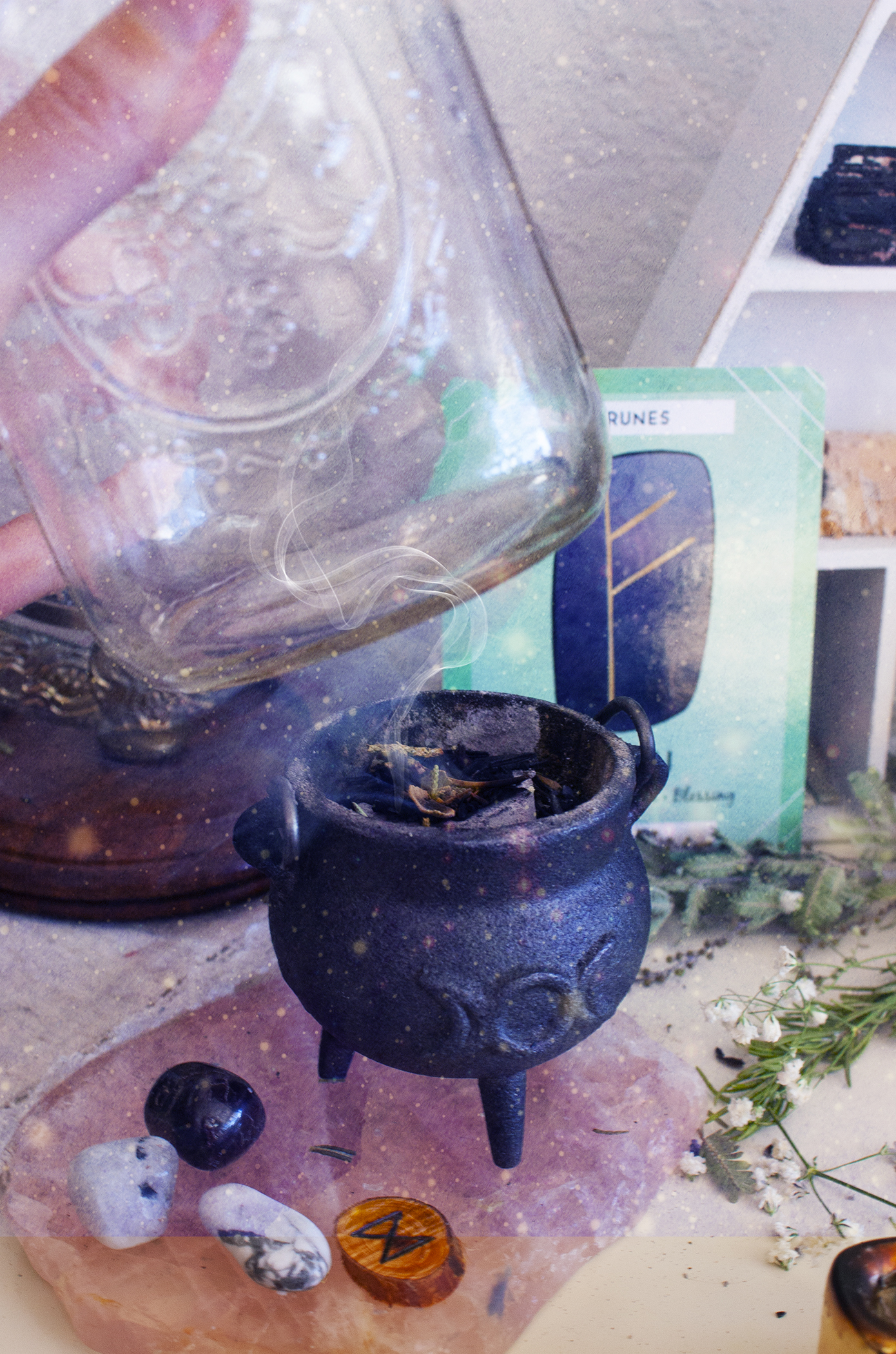 how to repurpose your spell and ritual items