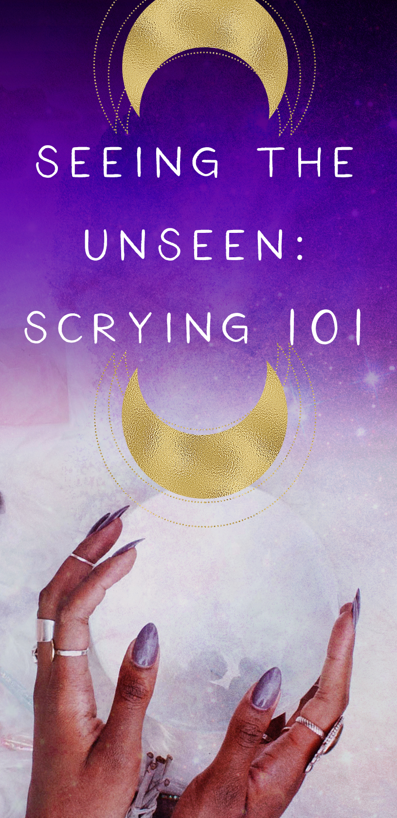 how to scry scrying with water scrying 101