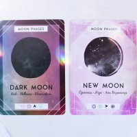 The Difference Between a Dark Moon & New Moon