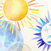 Understanding Yourself Through the Sun & the Moon