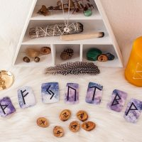 Manifesting with Runes // With Free Rune Printable