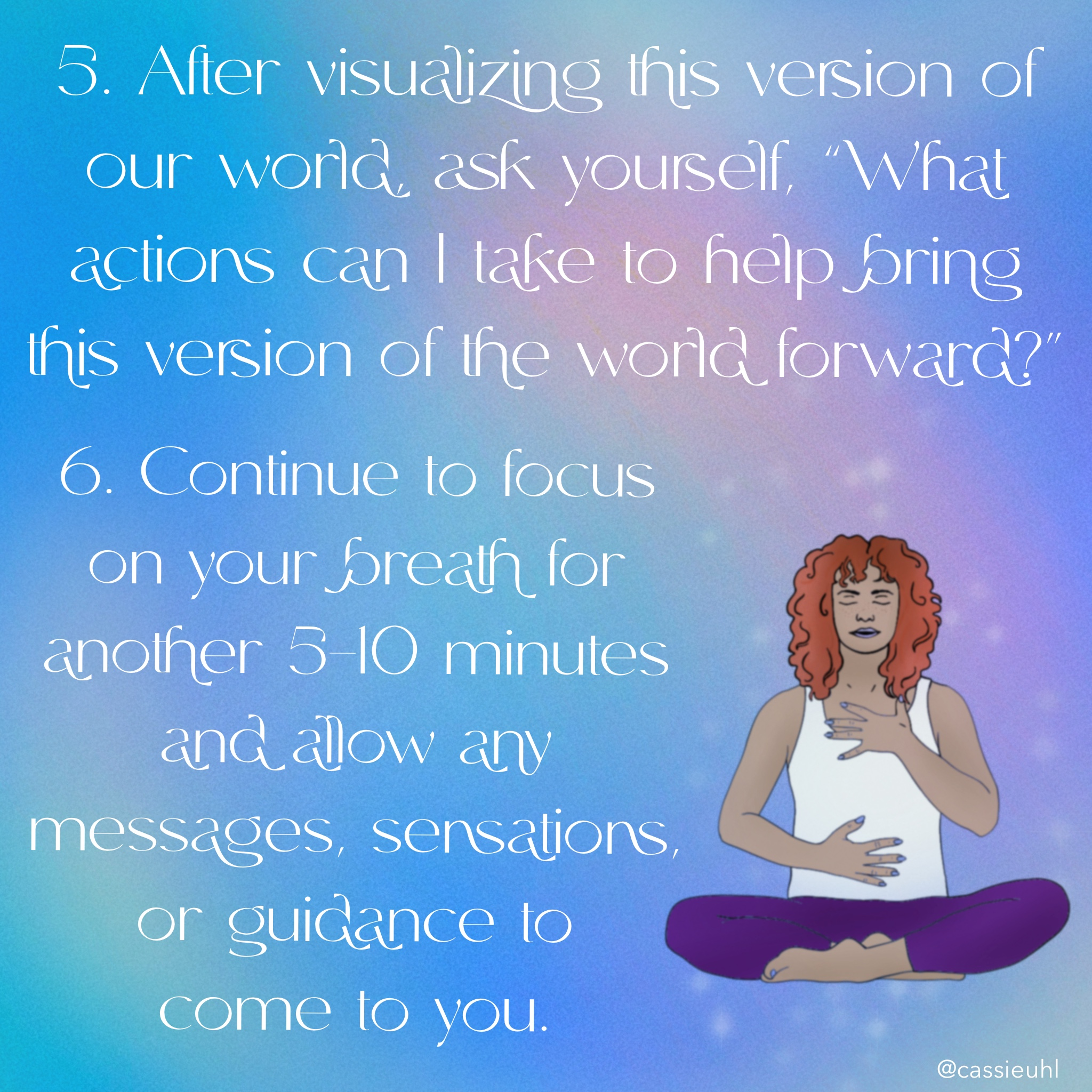 meditation and ritual for full moon