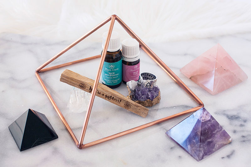 triangle oils