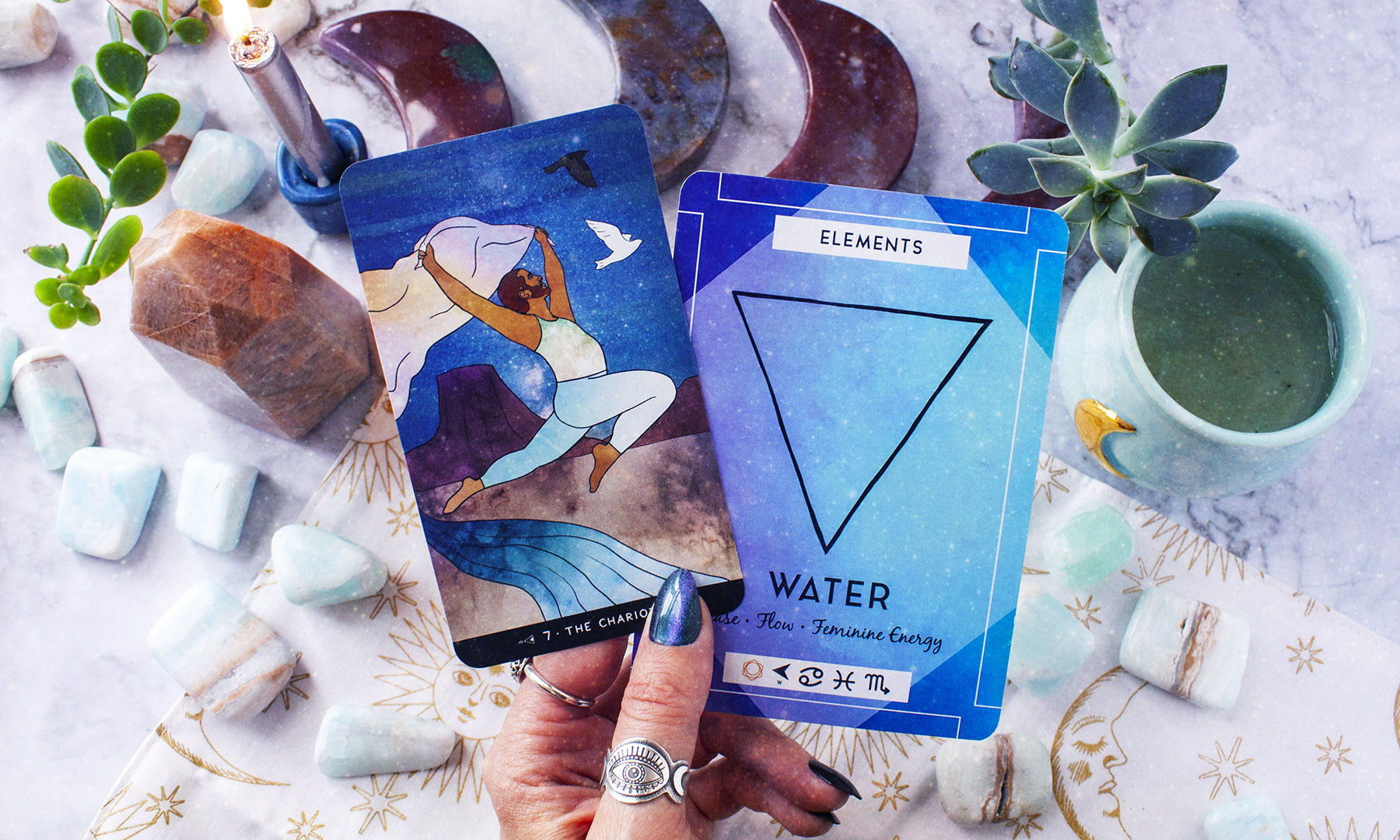 ritual and card spread for cancer season cancer season rituals