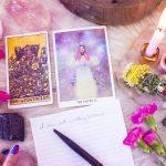 Card Spread and Ritual for Taurus Season