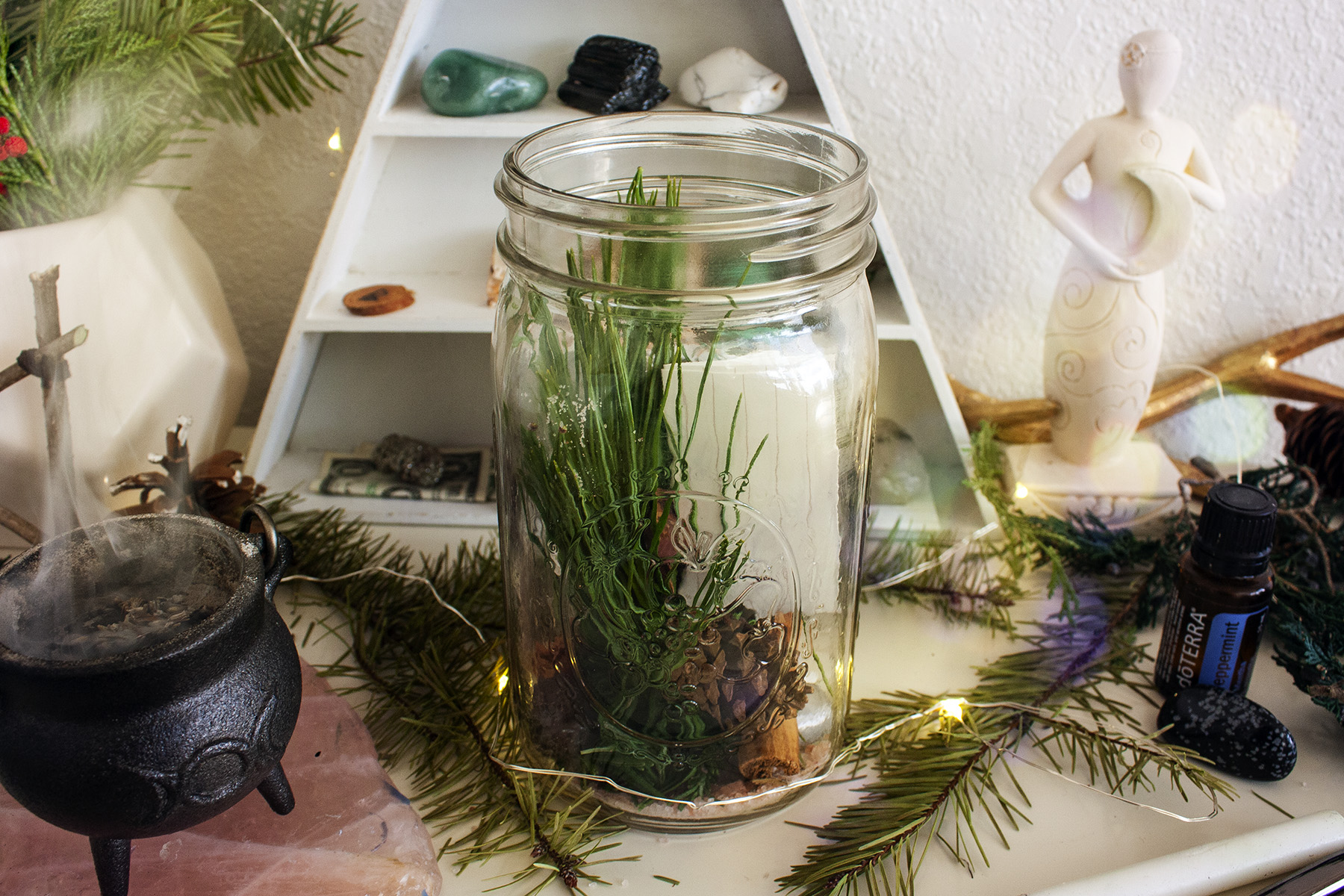 spell jar ritual for yule ritual spell jar for the winter solstice