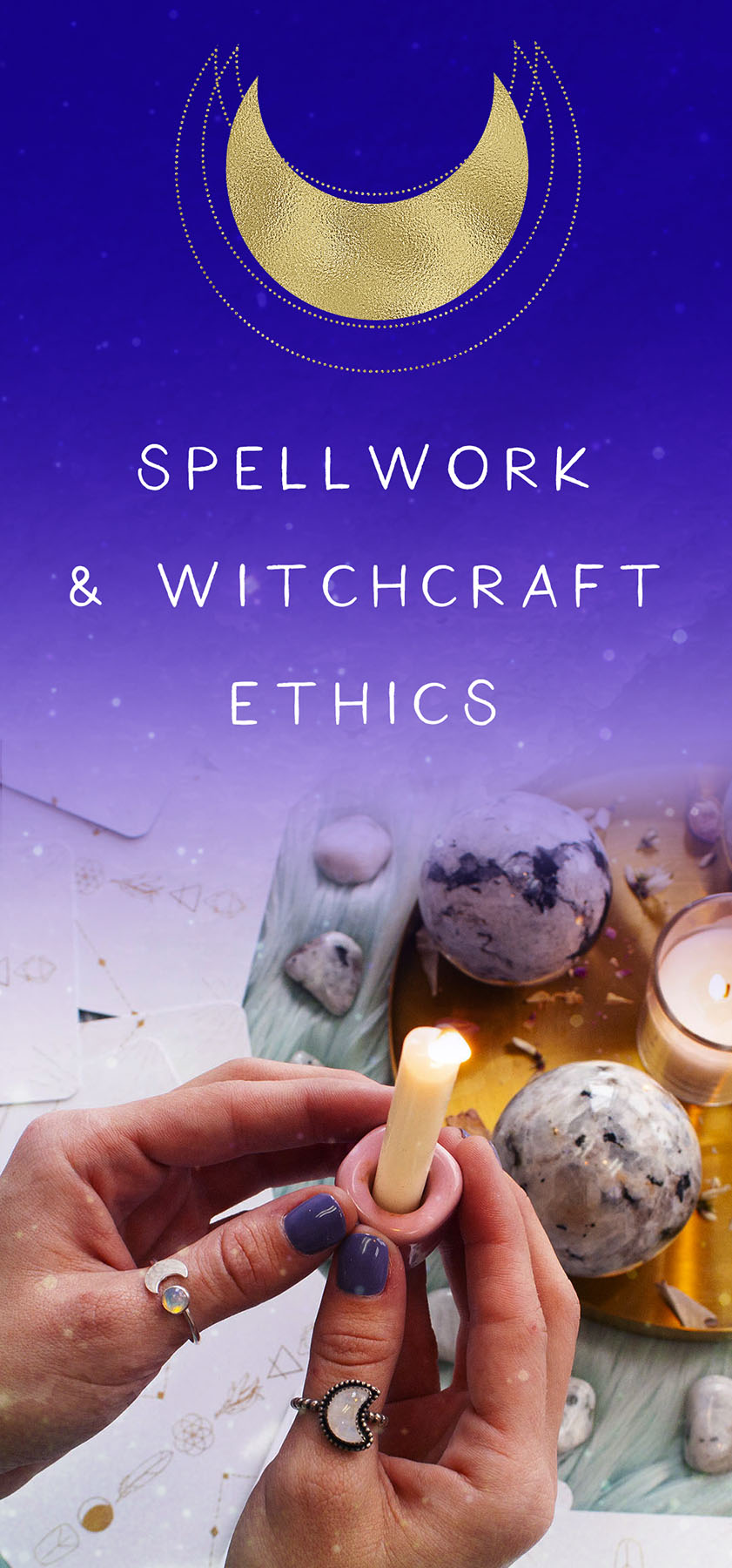 spellwork and witchcraft ethics eryn johnson cultural appropriation
