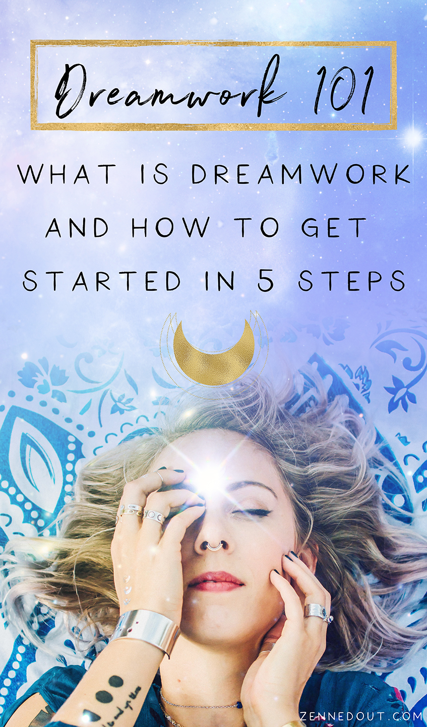 what is dream work how to get started with dream work dreamwork in 5 steps
